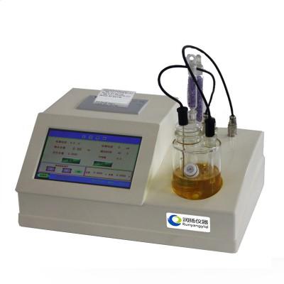 WS-3000微量水分测定仪
