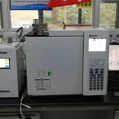 RY-100A热裂解仪用于四川某工程检测公司混凝土硅烷浸渍深度气相色谱仪检测