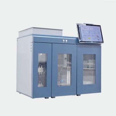 重油四组分自动分析测定系统