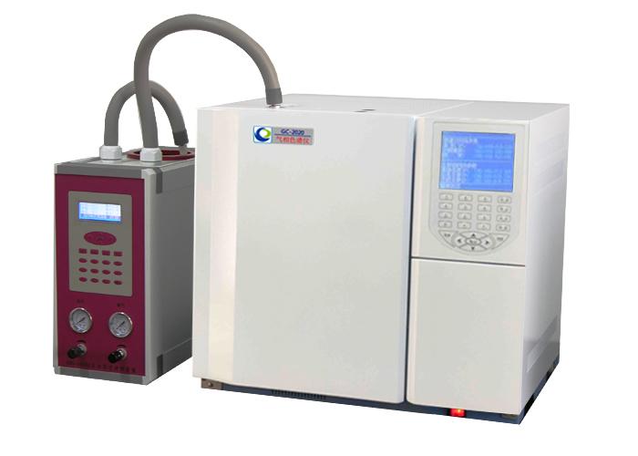 润扬气相色谱仪测定环氧树脂材料中环氧氯丙烷残留量