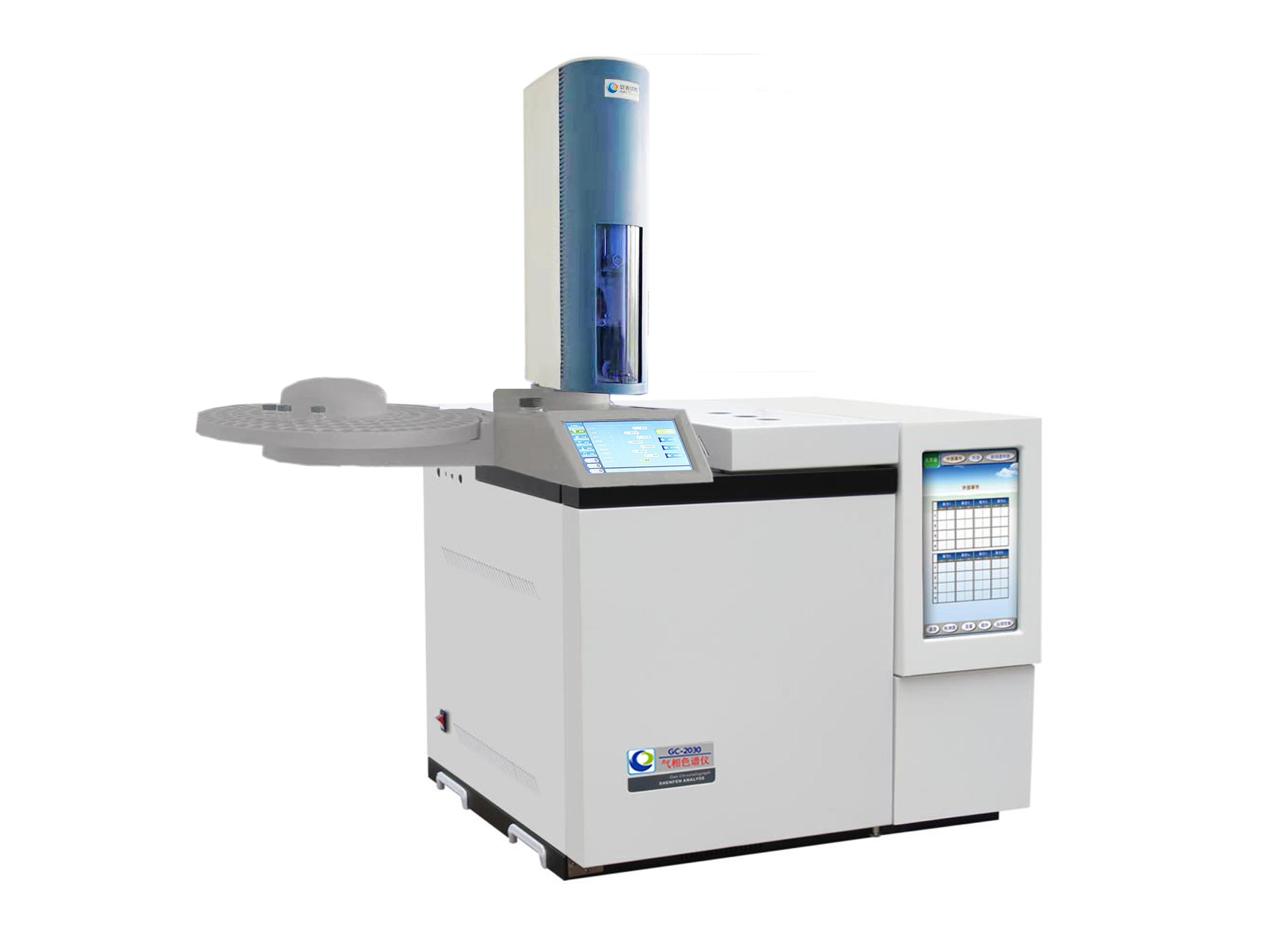 润扬仪器和大家共同探讨气相色谱仪分析方法的步骤建立