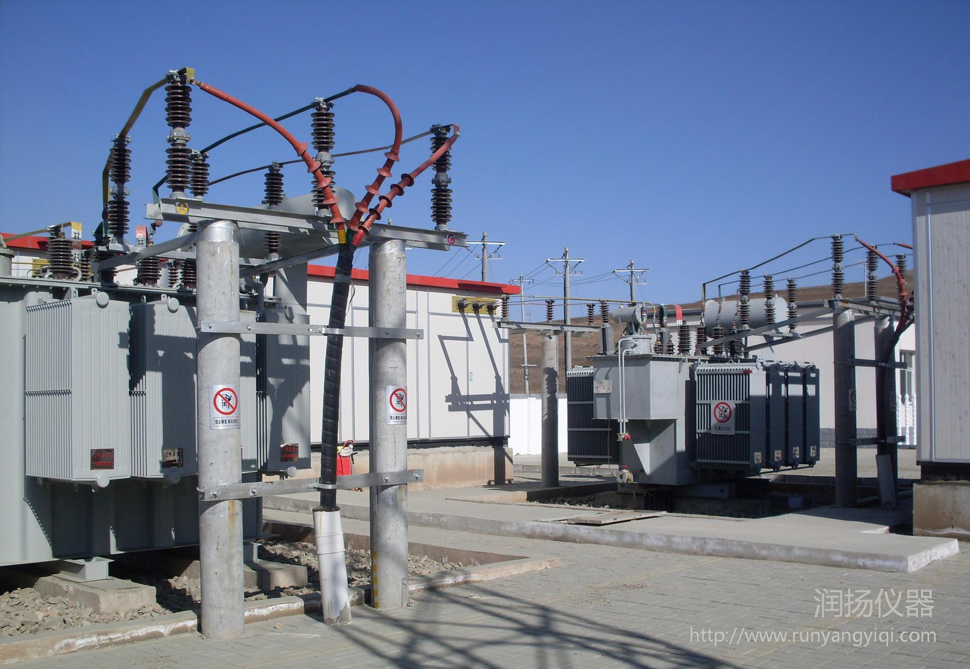 输变电站变压器油气相色谱仪维护保养的重要性