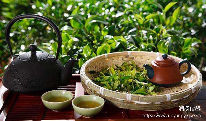 春茶飘香 气相色谱仪等科学仪器让你饮一壶好茶